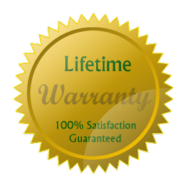 Lifetime Termite Warranty - 100% Satisfaction Guaranteed